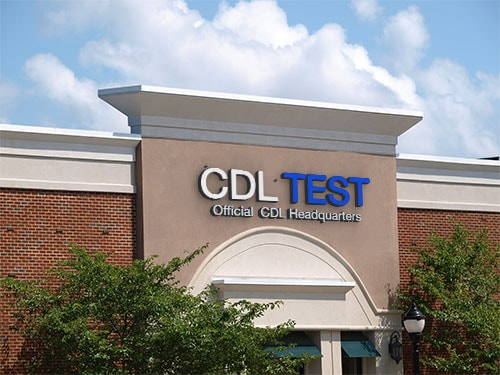 CDL Test Office