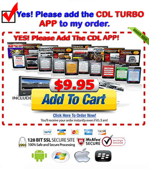 CDL Deluxe App Checkout