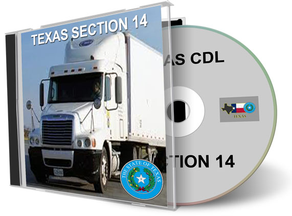 Texas CDL Section 14