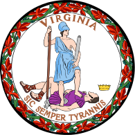 Virginia-DOT-Logo