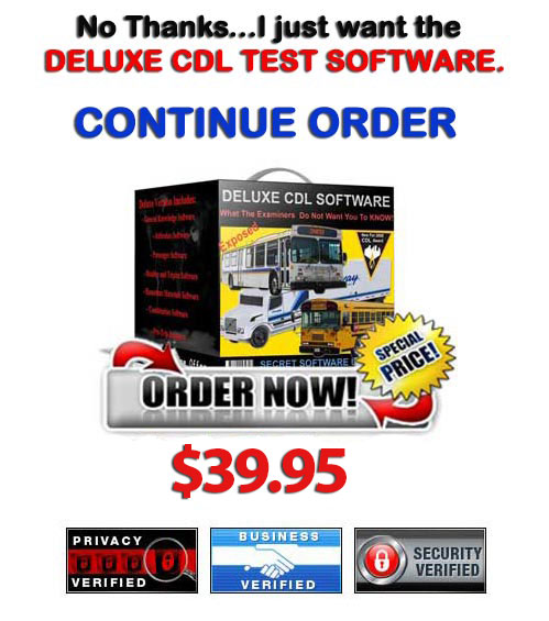 CDL Deluxe Checkout