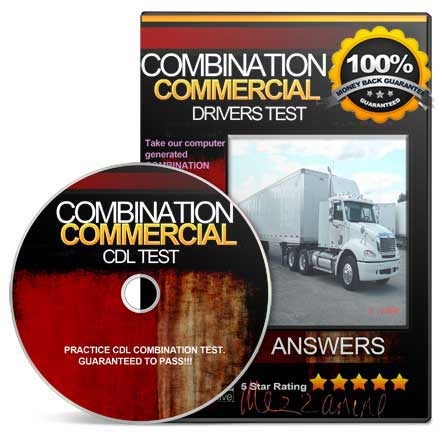combination cdl test